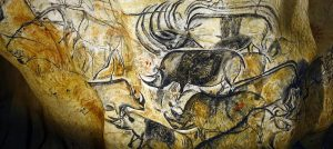 grotte de chauvet illustration visites virtuelles