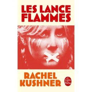 Couverture Les Lance-Flammes