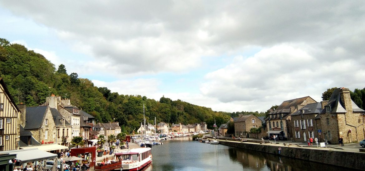 Port de Dinan couverture post Visiter Dinan
