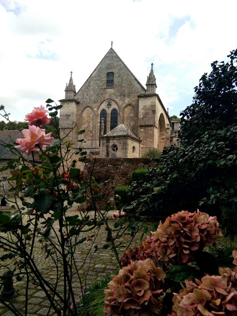 Abbaye de Lehon Dinan