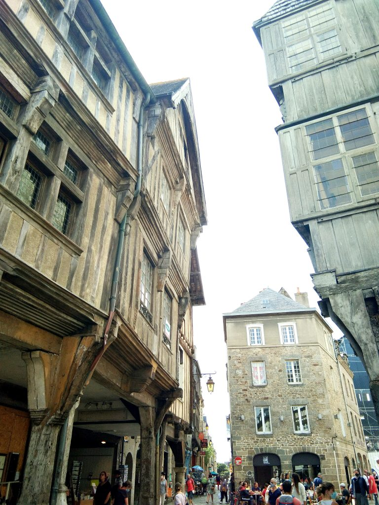 Maisons à pans de bois Dinan
