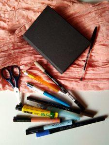 Matériel pour journaling