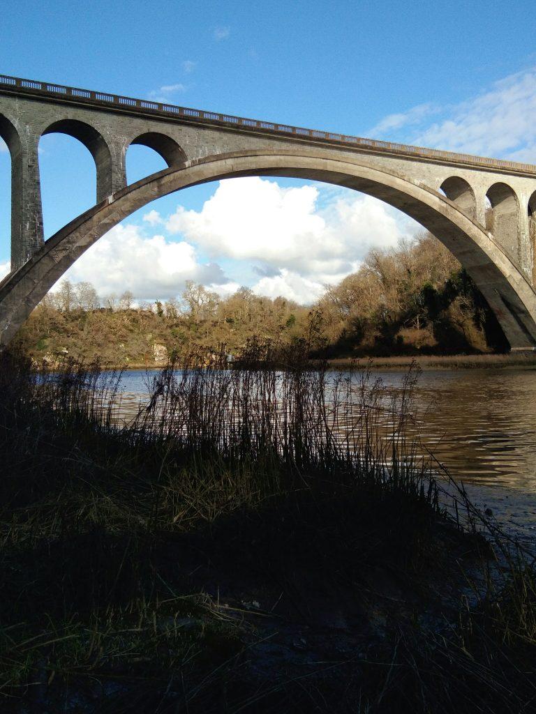 Pont de Lessard à Saint Samson sur Rance
