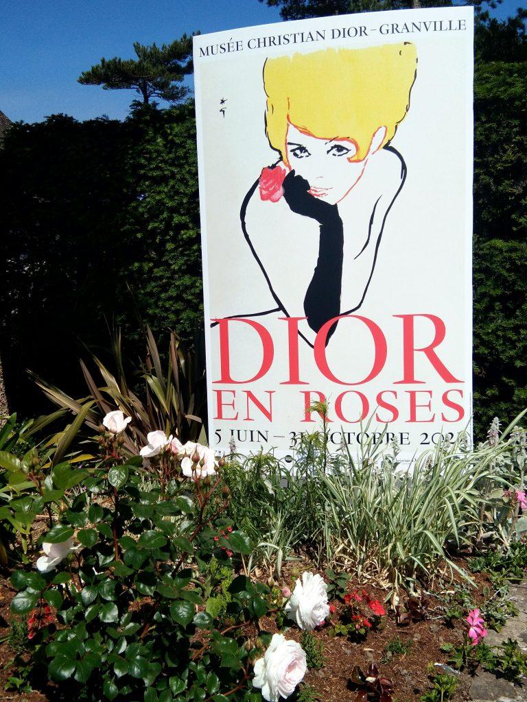 Entrée Musée Christian Dior
