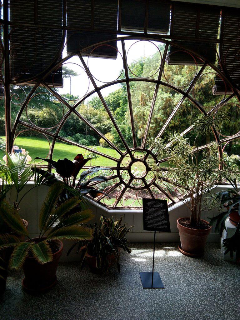 Jardin d'hiver Musée Christian Dior Granville